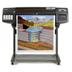 hp-designjet-1050c Plotter